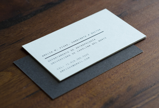 amf business card